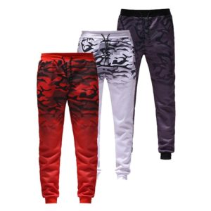 2019 Hot Sale Military Camouflage Pants Men Casual Fitness Trousers Male's Cargo Pants Knee Pads For Work Sweatpants Joggers CG
