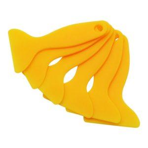 Dropshipping Car Accessories Vehicle Film Sticking Tool Car Foil Tool Small Scraper Multi Purpose Glue Removing Scraper Deicer